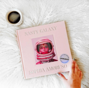 Nasty Galaxy #GIRLBOSS