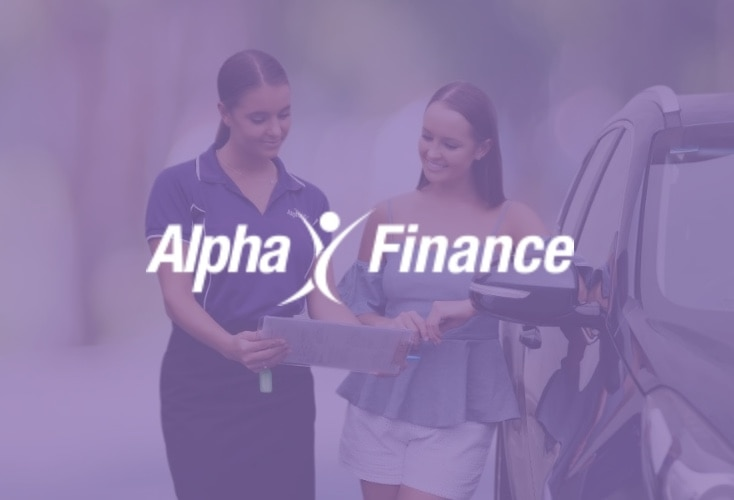 Digital marketing for Alpha Car Finance