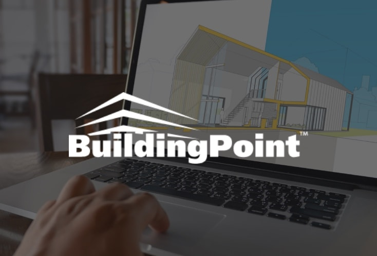 Website design project for BuildingPoint
