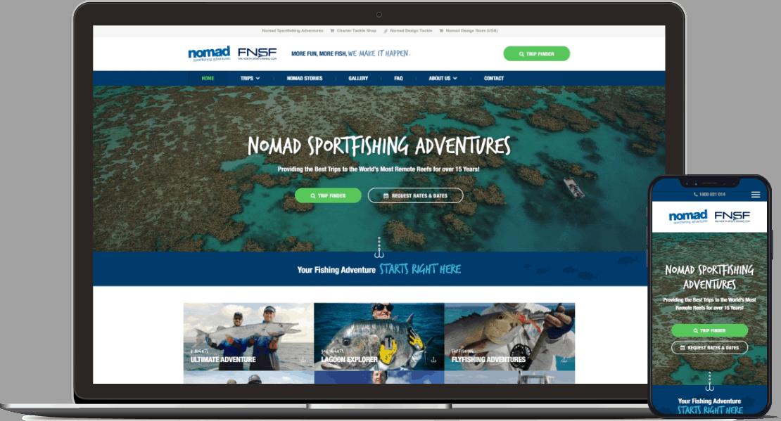 Nomad Sportfishing