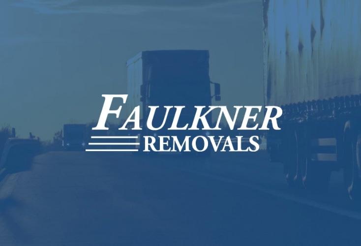 Web design project for Faulkner Removals