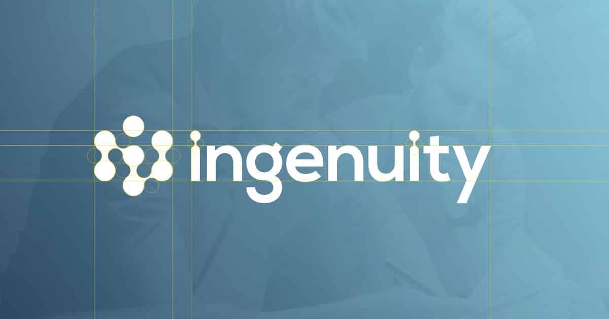 Ingenuity Logo Design Case Study