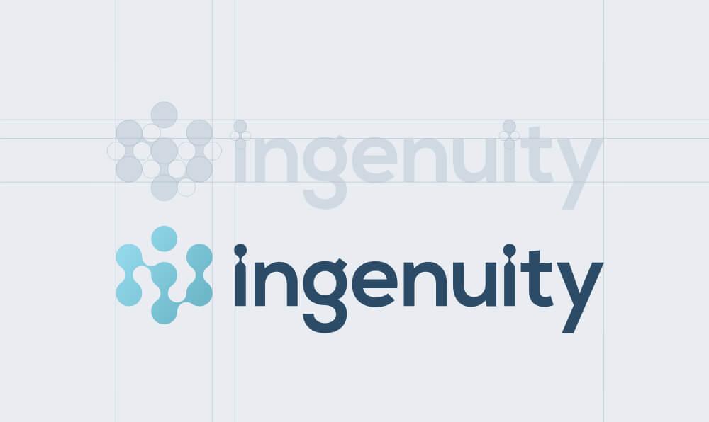 The final logo concept