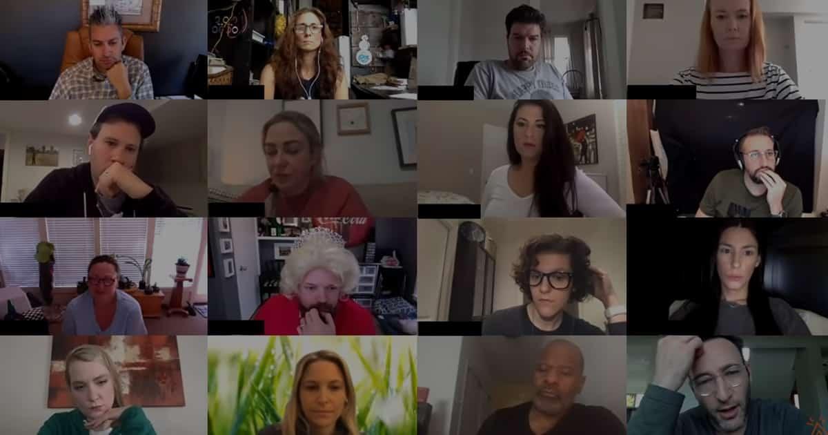 Simon Sinek - Team Video Call