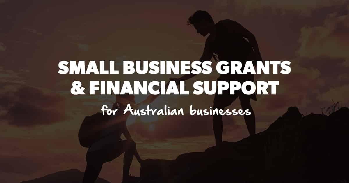Small Business Grants Australia